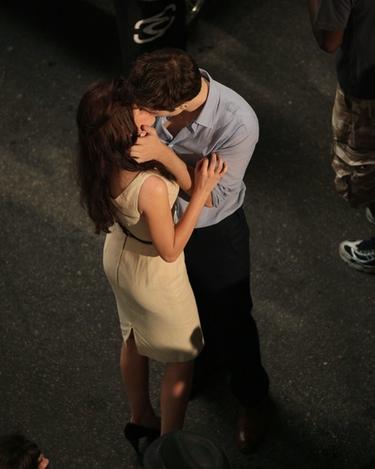 Robert Pattinson y Kristen Stewart acuden a terapia de pareja