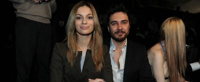 Norma con Jose Manuel Seda
