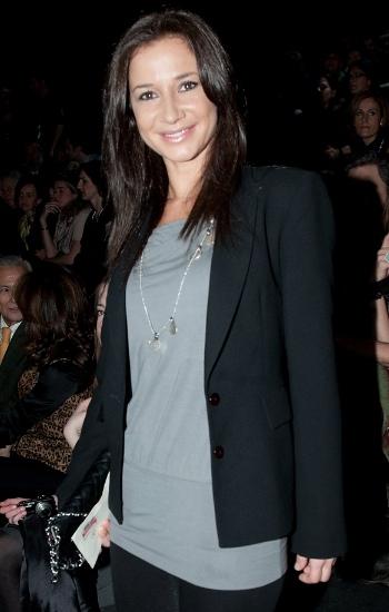 Cecilia Gomez en cibeles 2011