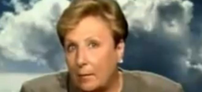 La periodista Chari Gómez Miranda