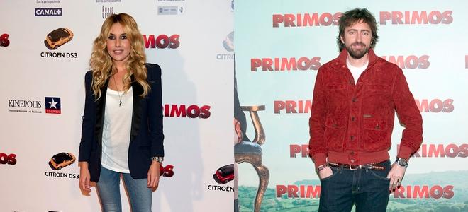 Pareja sorpresa: Berta Collado y Daniel Sánchez Arévalo pillados besándose