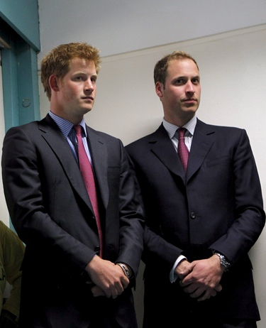 El Príncipe Guillermo de Inglaterra, despedida de soltero con una barbacoa