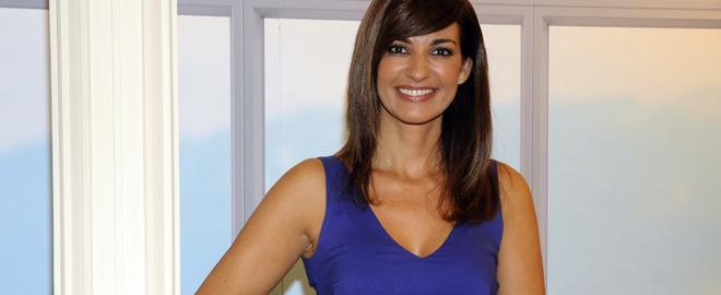 Mariló Montero durante la presentacion de 'Las mañanas de La 1