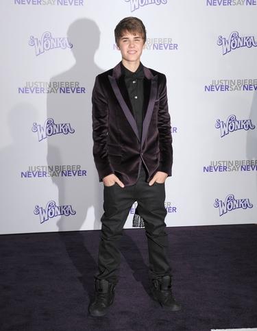 NME Awards 2011: Justin Bieber, 'Peor estilo'