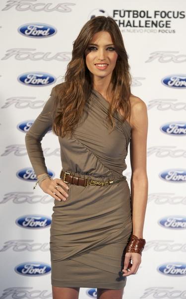 Sara Carbonero presenta el nuevo modelo de Ford Focus