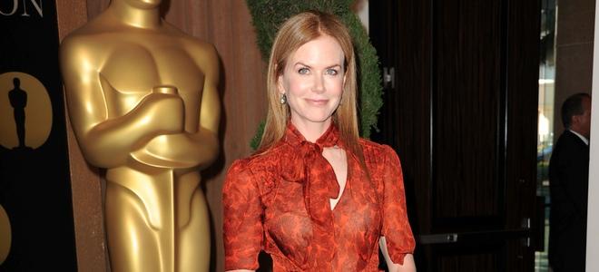 Nicole Kidman está nominada a Mejor Actriz en los Oscar 2011 por Rabbit Hole