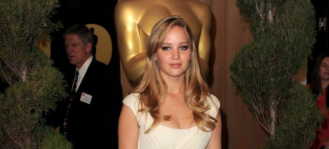 Jennifer Lawrence está nominada al Oscar a la mejor actriz por Winter's bone