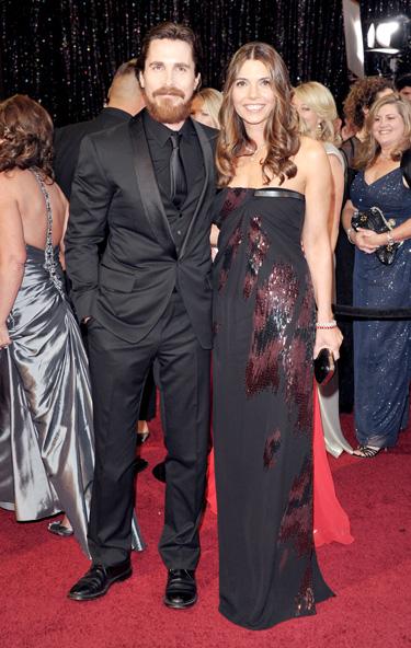 Christian Bale en los Oscars 2011