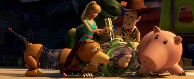 fotograma de 'Toy Story 3'