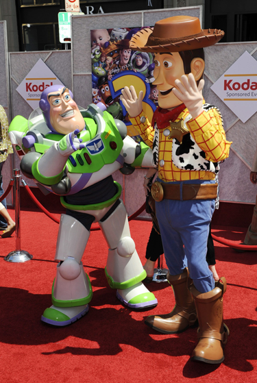 Oscar para Disney/Pixar y Toy Story 3