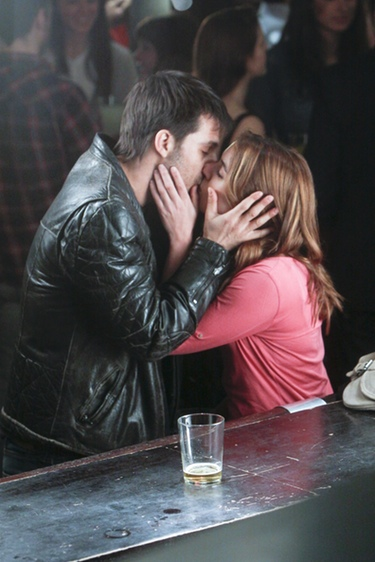 Adriana Ugarte y Hugo Silva, una relación tormentosa en 'Lo contario al amor'