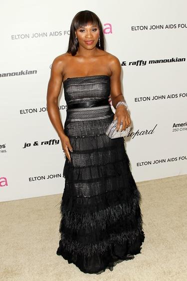 Serena Williams vuelve a casa tras sufrir una embolia pulmonar