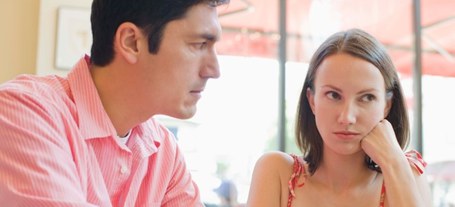 Discutir con tu pareja sin llegar a la pelea