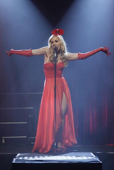 Marta Sánchez arrasa en su concierto en Madrid en el IV Festival 'Creadoras'