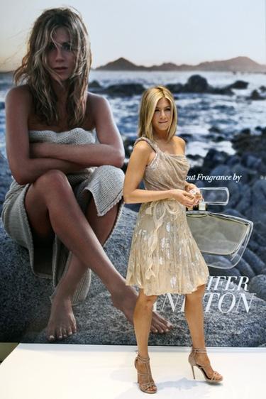 El olor de Jennifer Aniston impregna México