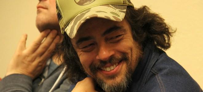 Benicio del Toro debuta como director
