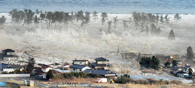 terremoto en japón, tsunami en chile 2011