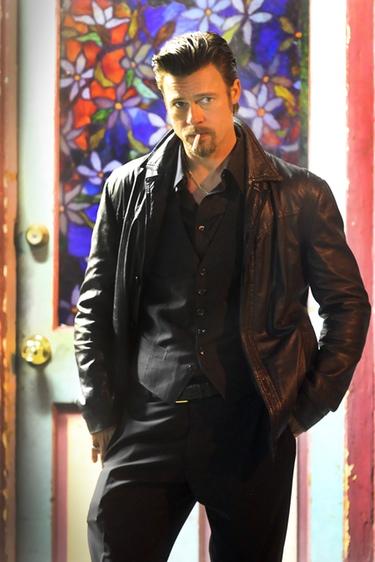 Brad Pitt se convierte en un gánster de cine junto a Javier Bardem