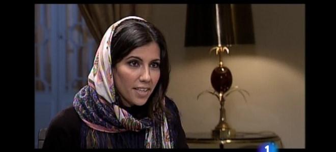 Ana Pastor, la reina de Twitter por su entrevista a Mahmud Ahmadineyad