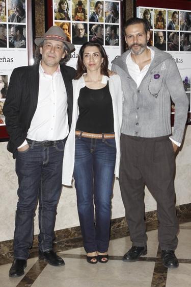 Alicia Borrachero, Roberto Enríquez y Ana Fernández tienen 'Vidas pequeñas'