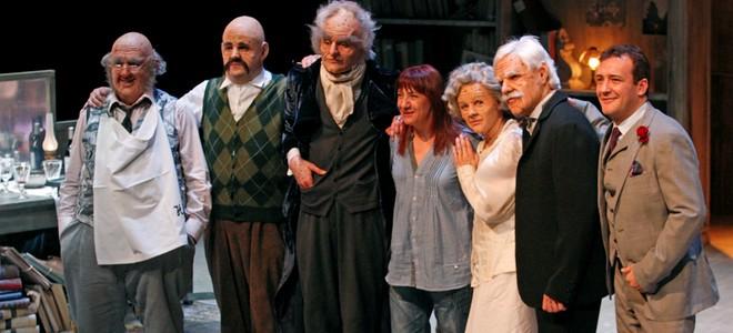 Blanca Portillo dirige y produce la obra 'La avería' tras 15 años intentándolo