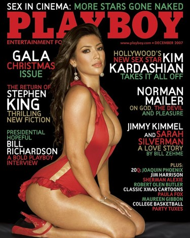 Kim Kardashian, Megan Fox y Beyonce, entre las más sexies del momento