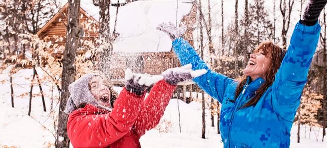Pasos a seguir para que tu cuerpo no sufra las consecuencias de un viaje en la nieve