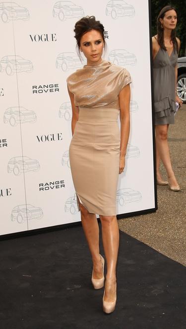 Victoria Beckham, una mujer con estilo característico de una chica todoterreno