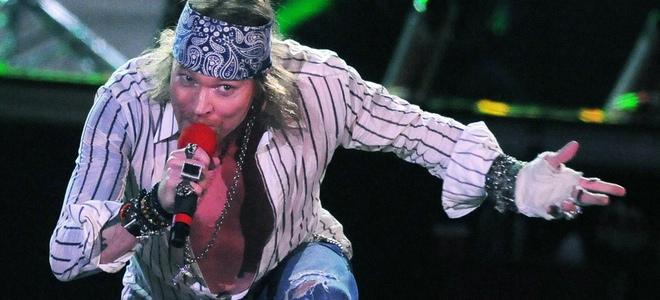 La banda Guns N'Roses estará en el cartel del 'Rock in Rio 2011'