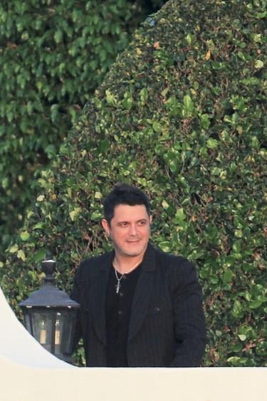 El regalo de bautizo de Alejandro Sanz a la hija de David Bisbal y Elena Tablada