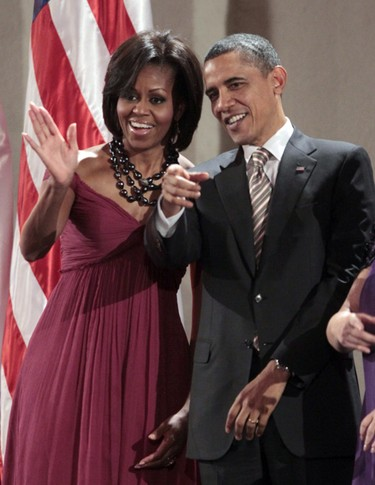 Michelle Obama marca estilo en su viaje por América Latina