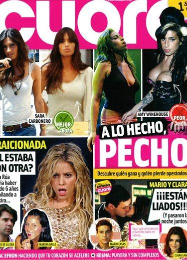 El beso de Mario Casas y Clara Lago rivaliza con el de Blanca Suárez y 'El Duque'