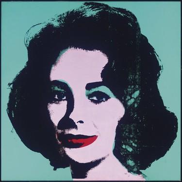 El retrato de Elizabeth Taylor