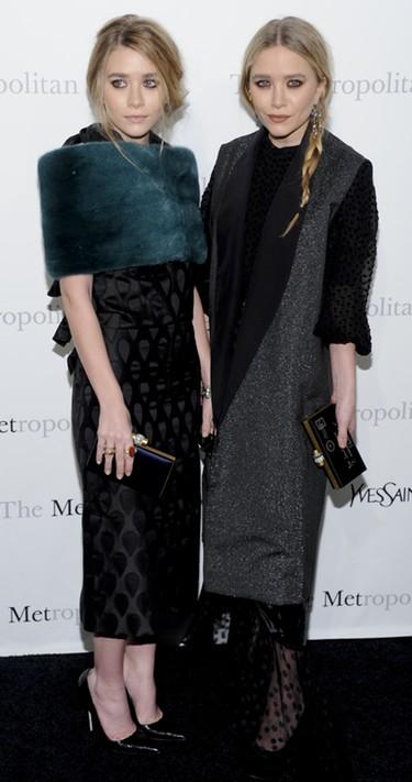 Claudia Schiffer y las gemelas Olsen llenan de glamour el estreno de la ópera 'The Comte Ory'