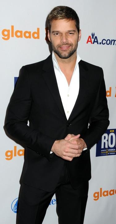 Primer aniversario de la homosexualidad reconocida de Ricky Martin