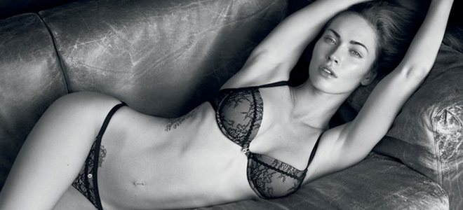 Megan Fox y Angelina Jolie, deseadas por los hombres por ser 'chicas malas'