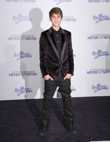 Ashton Kutcher y Taylor Lautner, dos modelos a seguir para Justin Bieber
