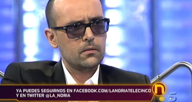 Risto Mejide en 'La Noria'