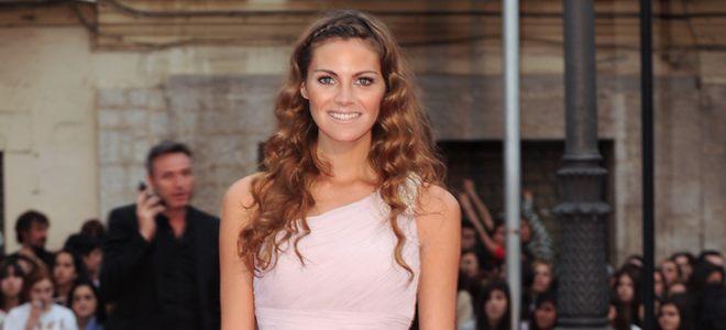 Amaia Salamanca regresa a la televisión acordándose de la Princesa Letizia