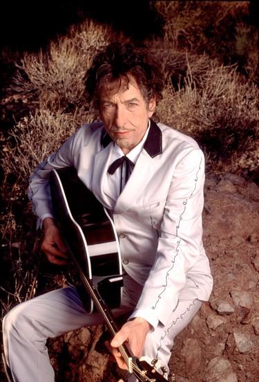 Bob Dylan actúa en China
