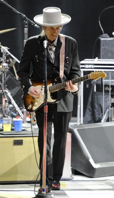 Bob Dylan da un concierto en China