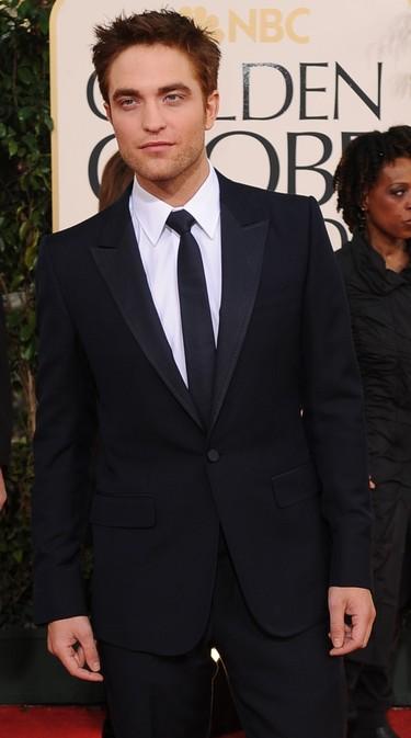 Robert Pattinson, elegido como el mejor besador de Hollywood