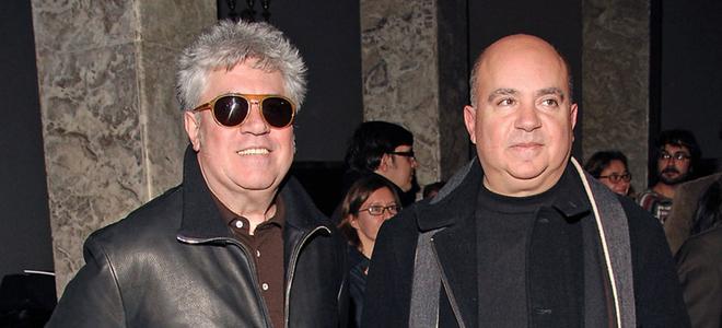 Pedro Almodóvar y su hermano Agustín vuelven a la Academia de Cine