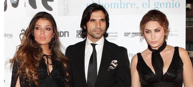 Estrella Morente llora hablando de su padre en el estreno de 'Morente. El barbero de Picasso'