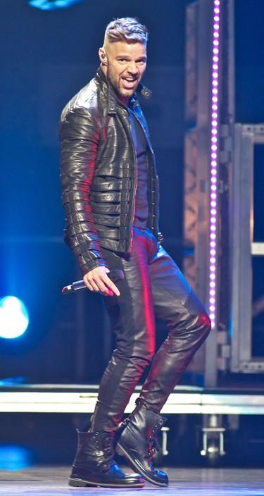 Ricky Martin concierto en Miami