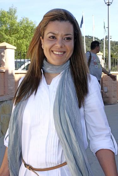 María José Campanario llama generosa a Belén Esteban antes de declarar por la 'Operación Karlos'