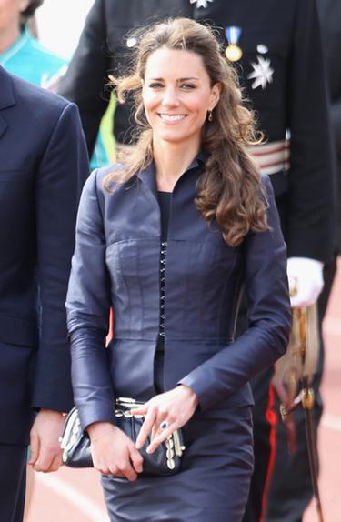 Último acto oficial de Guillermo de Inglaterra y Kate Middleton antes de su boda