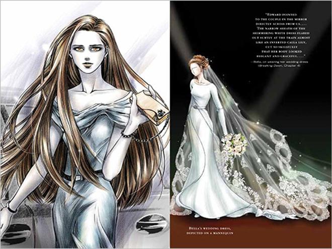 imágenes de la guía ilustrada de crepúsculo
