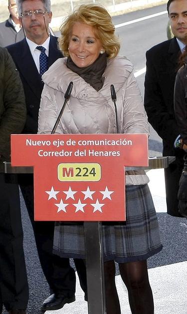 Esperanza Aguirre y Sara Baras, entre las cien mujeres más influyentes de España