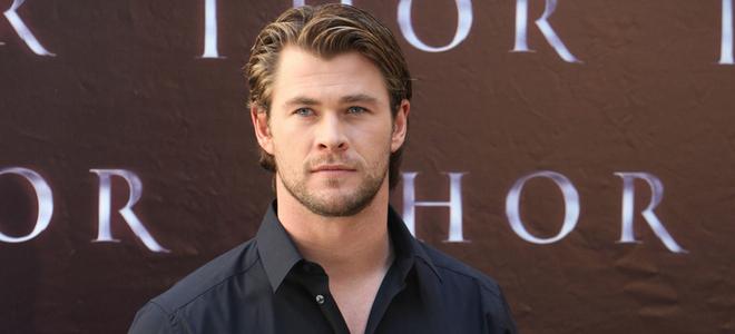 Chris Hemsworth presenta 'Thor' en España sin Elsa Pataky, que va 'A todo gas 5'